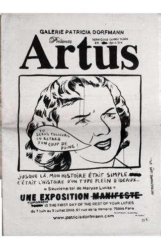 Artus-pat copie