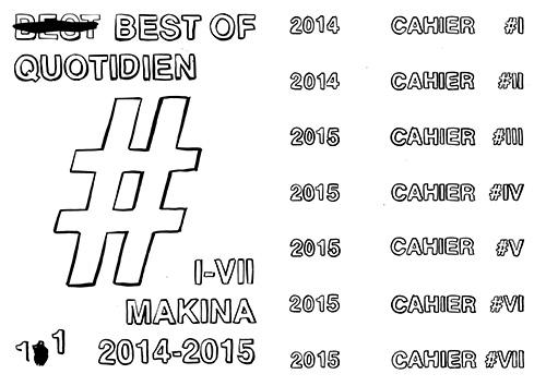 Best of Quotidien I-VIIv2